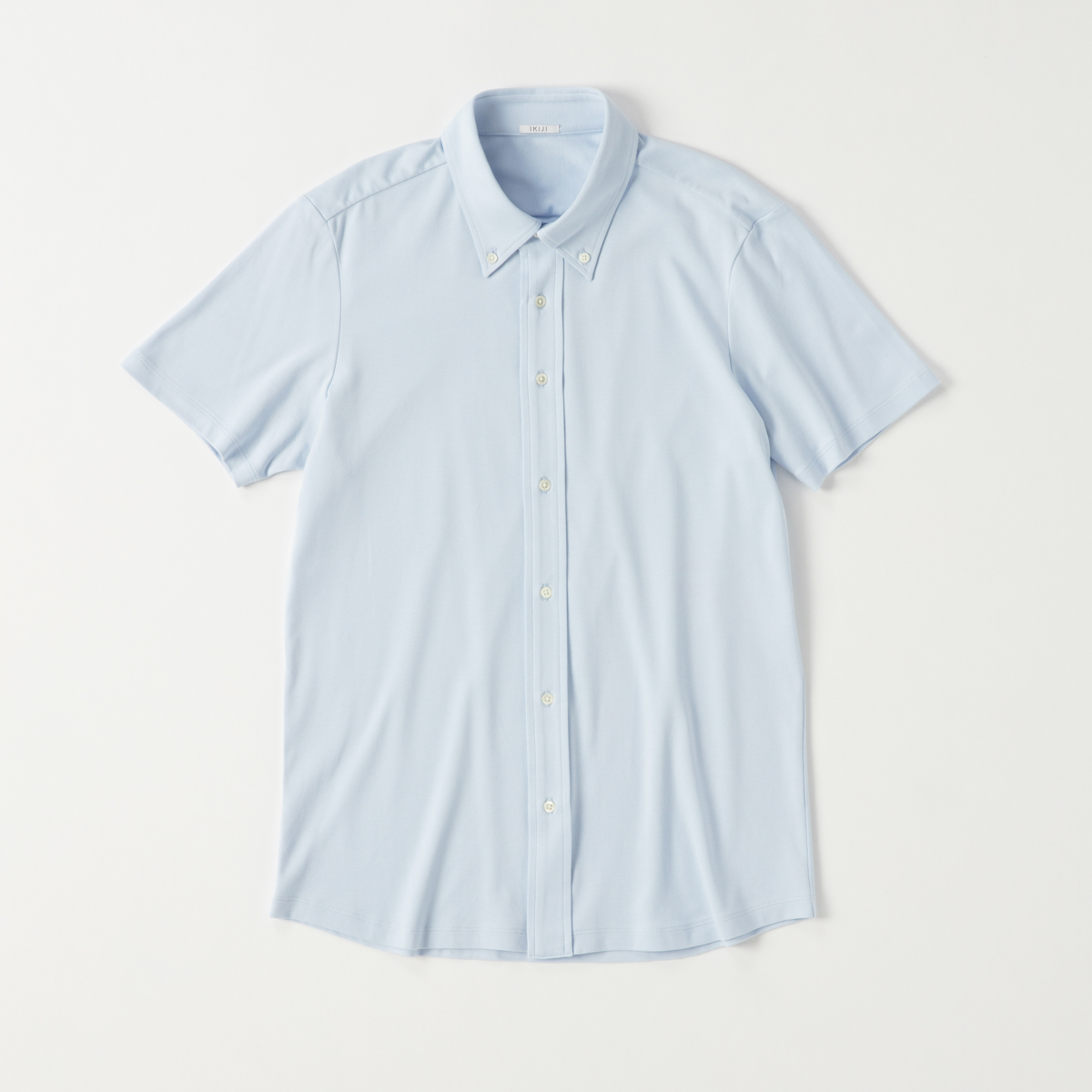 IKIJI - BD Short Sleeve Open Front