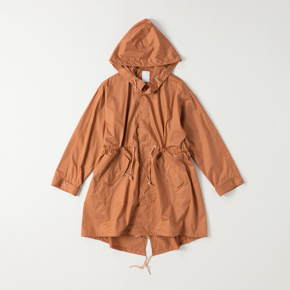 IKIJI - Cotton Typewriter Windcoat